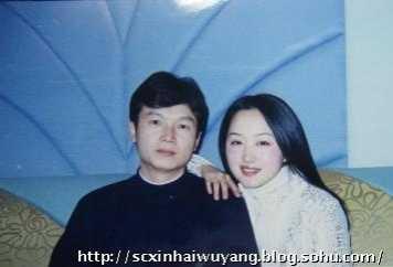 杨钰莹和赖昌星 因赖昌星而沦陷的几个美女女星