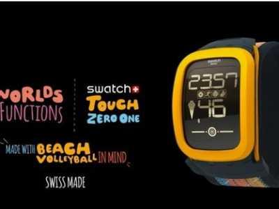 swatch运动手表 智能健康运动手表推荐