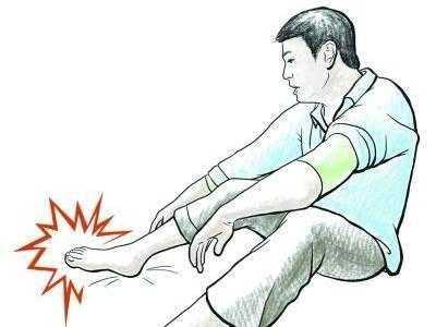 运动是否诱发痛风 可能会诱发痛风的急性发作