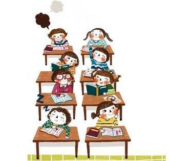 女家教在教学过程中如何解决学生集中听课的问题