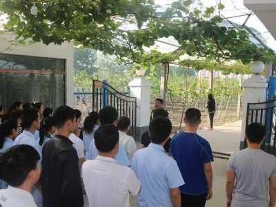 周口惠济康复医院开展第二届春季运动会 周口市第二届运动会