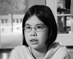 邹奇奇 世界上最聪明的女孩子