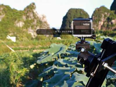 运动相机延时摄影拍摄技巧 摄影机运动技巧