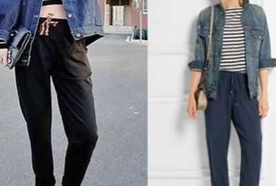 让你穿出时尚高品位 运动款式图