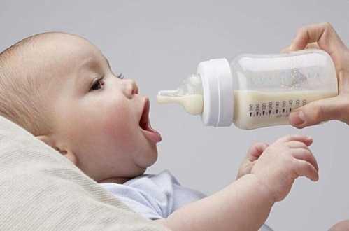 奶粉分段数每个段的营养成份都不同 小孩喝奶粉分段