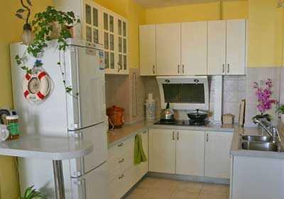 厨房门冲冰箱风水禁忌 冰箱对着门口怎幺破解
