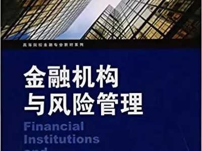 风险管理与金融机构 金融的风险管理功能