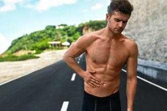 运动后胃痛的人 运动完胃下面疼