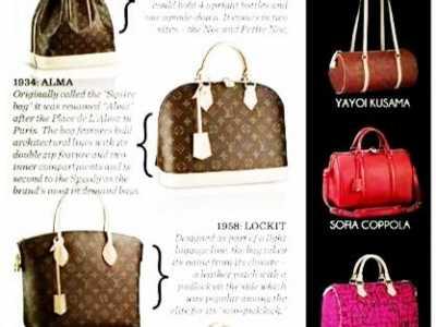 目前经典款的LV lv手提包