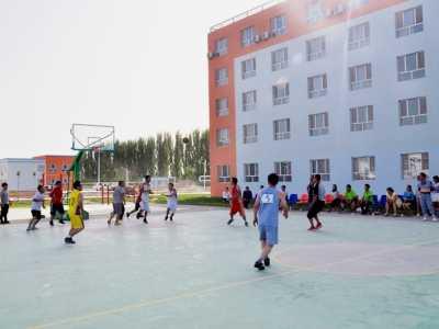 新疆工厂丰富员工业余文化生活 企业业余文化生活