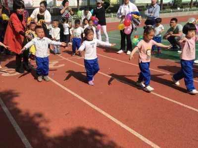 幼儿园运动会活动总结2018.4.10 幼儿园运动会脸贴