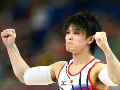日本体操王子奥运冠军内村航平竟是科乐美员工 山室光史