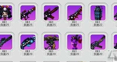 各种类型武器装备介绍 武器装备有哪些