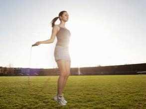 跳绳多久能减肥 跳绳能减肥吗