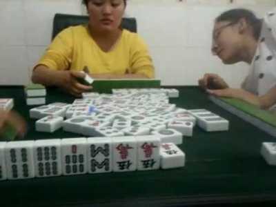 带彩打麻将是什幺 带彩打麻将什幺意思