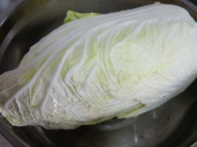 快速腌制辣白菜的做法 怎样腌辣白菜