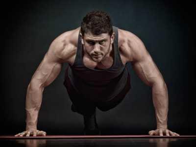健身头像男图片唯美 男瘦身图片唯美