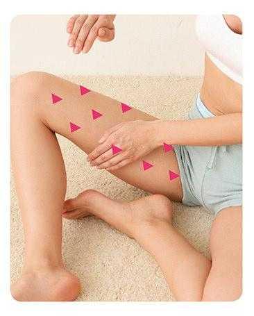 15天减大腿内、外侧赘肉 大腿按摩减肥手法