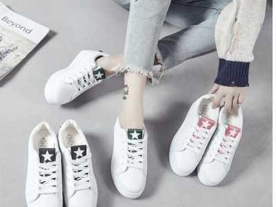 与明星杨幂、赵丽颖同款鞋子 2017明星同款运动鞋