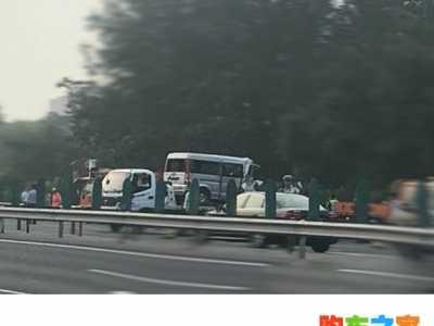 北京五环突发车祸5人死亡图片曝光 五环车祸