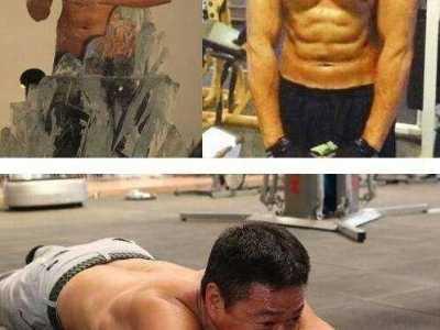 可没想到育良书记肌肉更夸张 育良书记健身