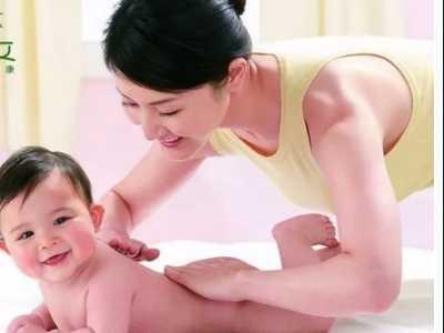 小孩推拿手法及示意图小儿退烧推拿手法图解 手法手法示意图