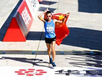 361°新晋跑步代言人李子成夺北马国内冠军 中国男子运动冠军