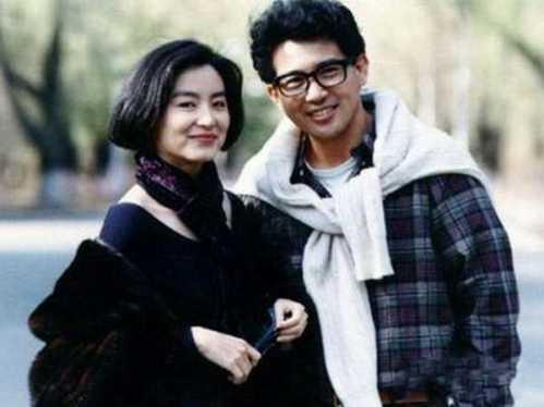 秦汉和林青霞儿子原来是他 林青霞秦汉