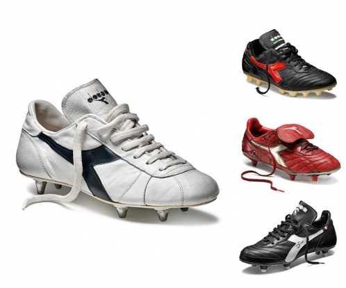 diadora终于开始透支情怀 迪阿多纳老款运动鞋