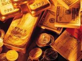今日国际金价多少一克 今日黄金收盘价