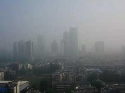 全国只剩这6个城市完全没雾霾了 中国哪些城市有雾霾
