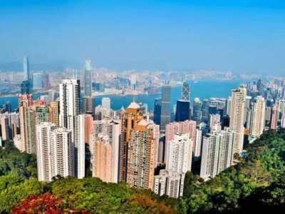 香港位列第一 世界超级富裕人口数量