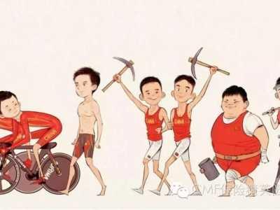 奥运会背后的故事——爱哭鬼的三滴泪 奥运会运动员的故事