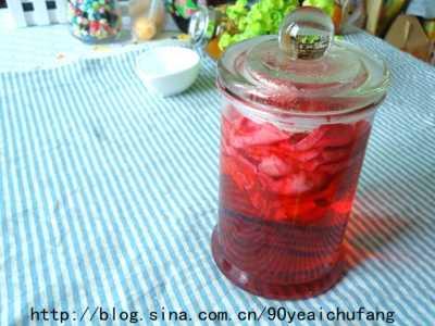 自制玫瑰醋揭秘它的大好处 玫瑰醋的功效