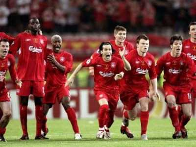 哪一只球队夺冠最神奇 利物浦夺冠