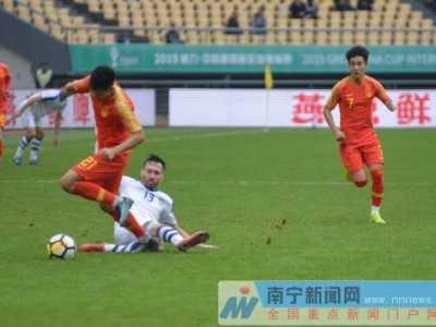 """连续两年""""中国杯""""垫底 中国对乌兹别克斯坦"""