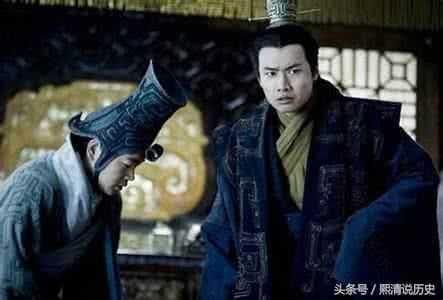 但执行者却看到了秦二世的丑态 赵高杀二世