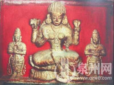 """晋江石刻湿婆""""舞王""""像 阿拉斯加举重"""