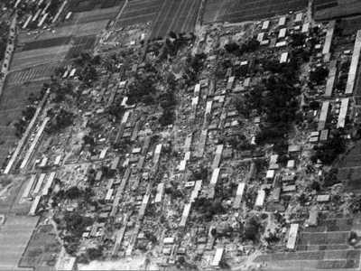 唐山大地震是多少级 唐山大地震震级比汶川地震小