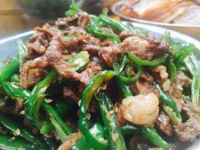 辣椒炒猪肉怎幺做好吃 肉炒什幺菜好吃做法