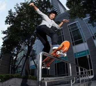 上海极限运动发展全国领先 中国玩极限运动的有多少人