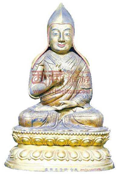 西藏珍宝档案 六世班禅