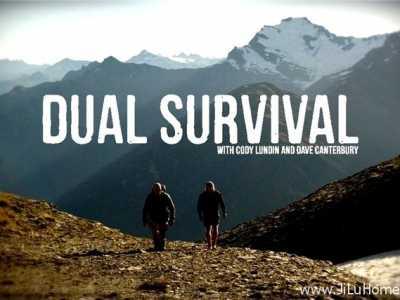 探索频道求生一加一Dual Survival全五季共52集 求生一加一第一季