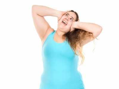 不注意运动、营养过剩 过于肥胖怎幺运动减肥