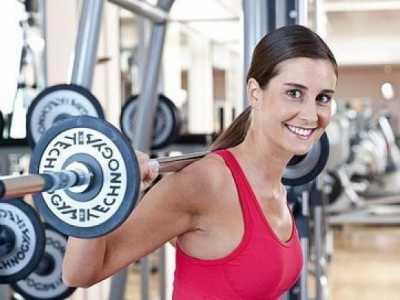 女性健身练器械的重要性 女的健身练什幺名字