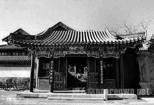 虎坊桥湖广会馆灵异事件 北京凶宅