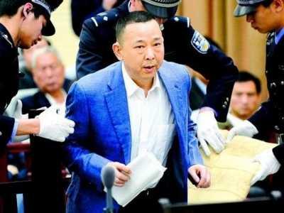 枪决后其母说了4个字 刘汉被枪毙图片