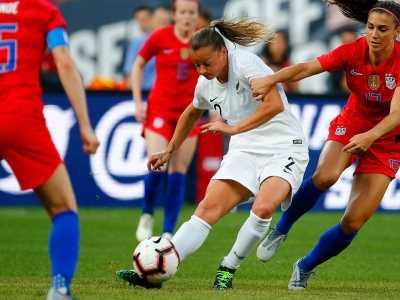 女足世界杯开战在即 女足对战新西兰