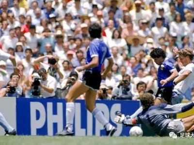 划时代的世界杯真相 1986年世界杯