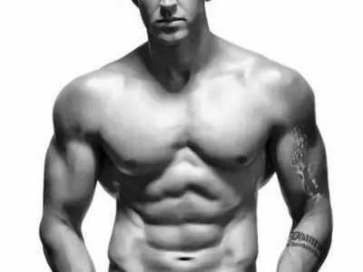 徒手健身效果堪比囚徒健身 无器械减肥